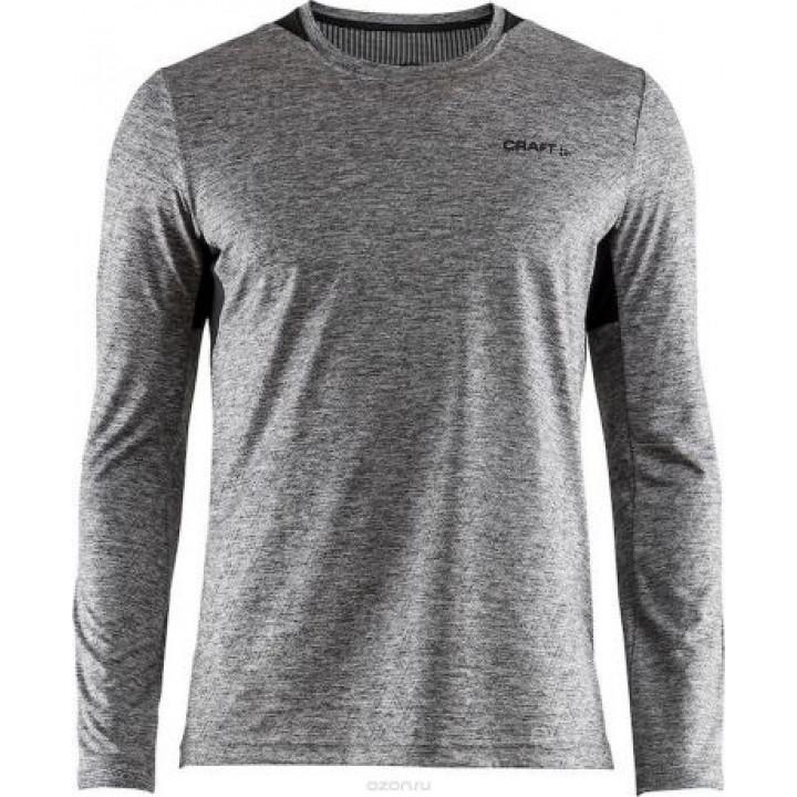 Рубашка Craft Breakaway 1905831 975999 серый/черн