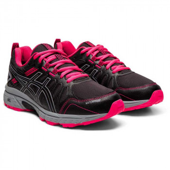 Кроссовки ASICS GEL-VENTURE 7 GS WP 1014A078 001