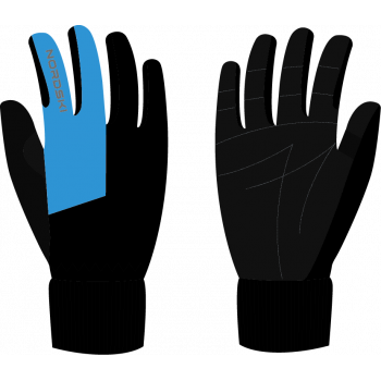 Перчатки NordSki ARCTIC NSU244170 black/blue