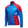 Куртка разминочная KV+ LAHTI 9V116.32 blue/red
