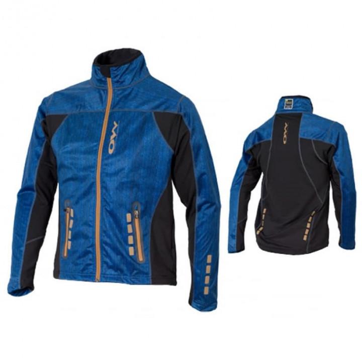 Куртка разминочная OneWay Catama голубой