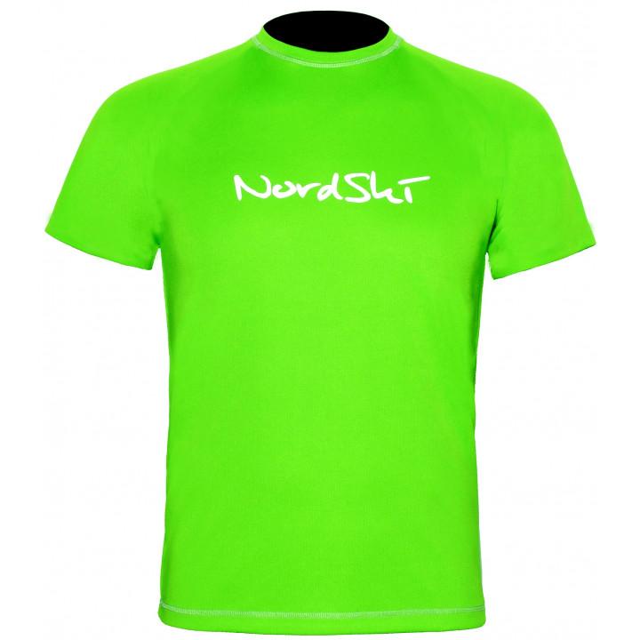 Футболка NordSki Active зеленый