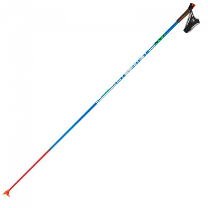Палки лыжные KV+ TEMPESTA CLIP BLUE 20P007 blue
