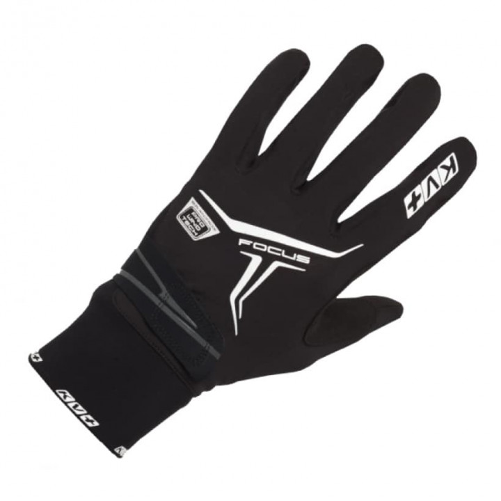 Перчатки KV+ FOCUS 20G07.1 black
