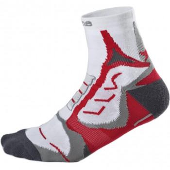 Носки комплект Noname Coolmax 2 пары красный