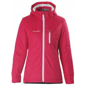 Куртка утепленная NordSki Active малиновый