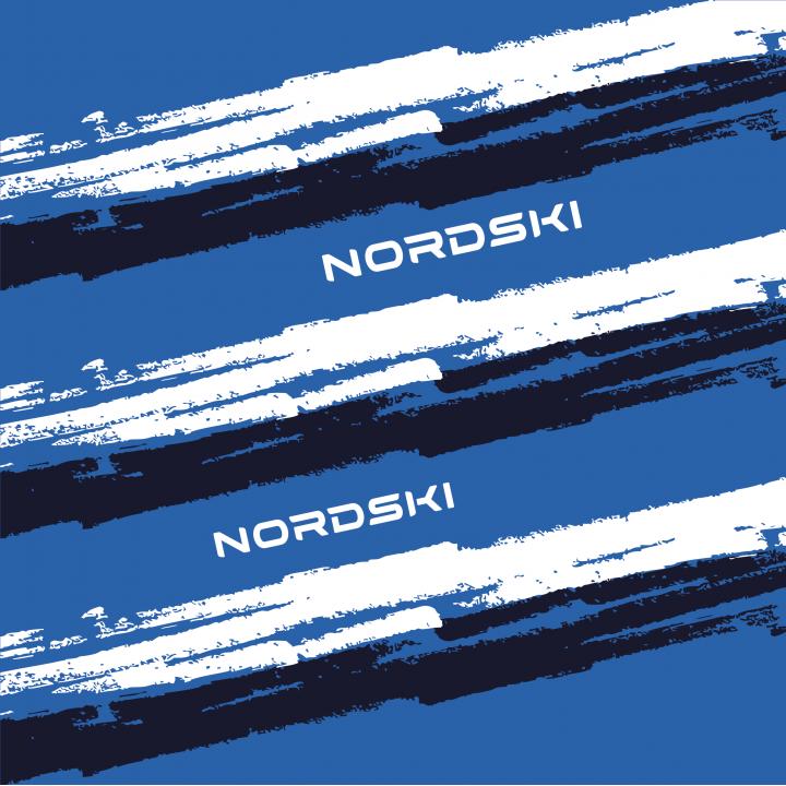 Баф NordSki STRIPE NSV409236 deep blue