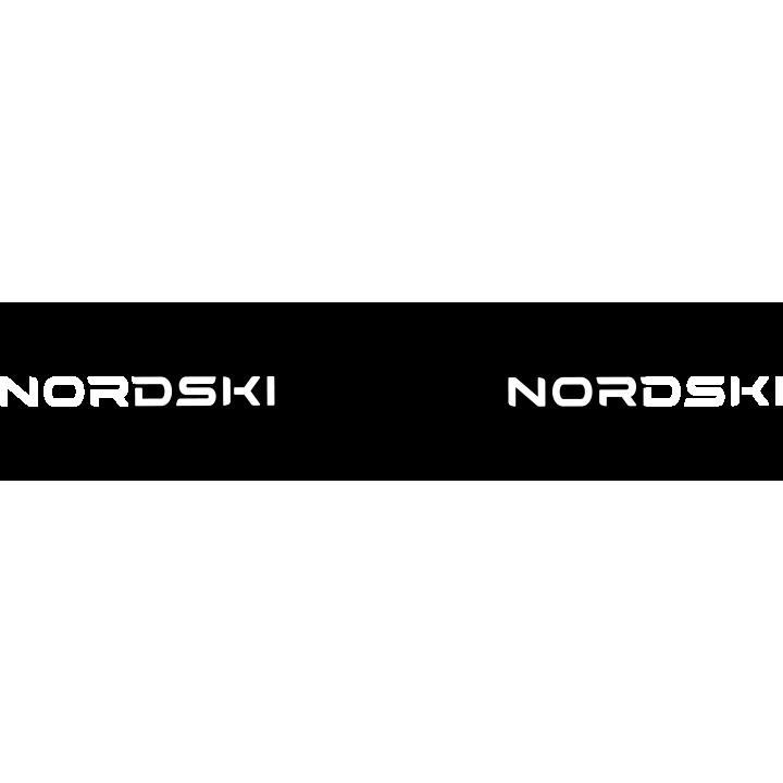 Повязка NordSki WARM NSV119100 black OFSA