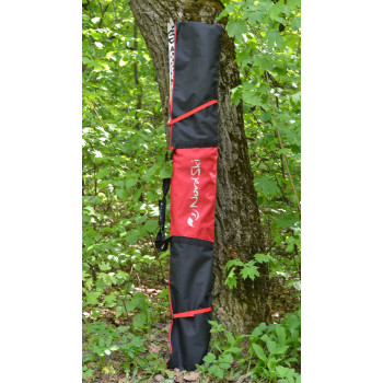Чехол для лыж NordSki 1 пара 170см black/red