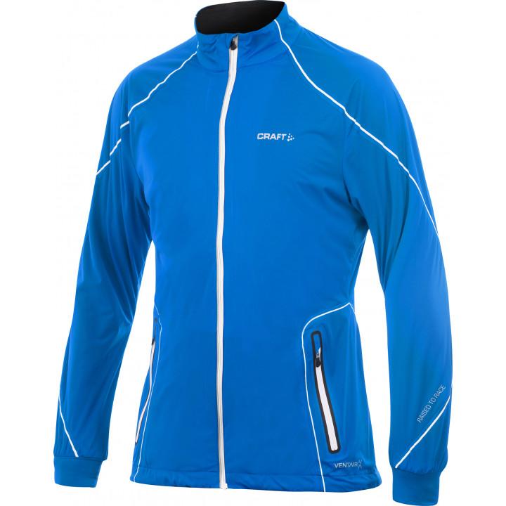 Куртка разминочная Craft PXC High Function 1902269 2336 синий