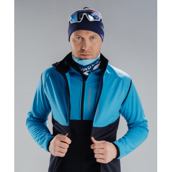 Безрукавка Nordski PREMIUM NSM438284 light blue/black