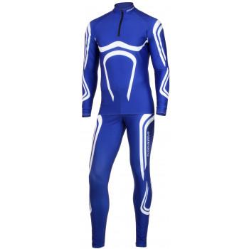 Комбинезон гоночный Noname Dragos синий-белый