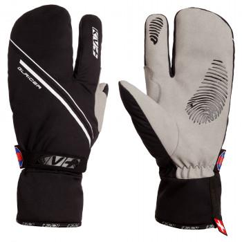 Перчатки-лобстеры KV+ GLACIER L8G06.1 black