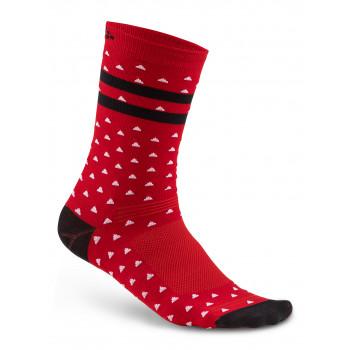 Носки Craft Pattern 1906061 430999 красный