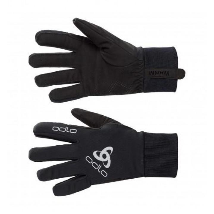 Перчатки Odlo Classic Warm XC WS 792720 15000 черн