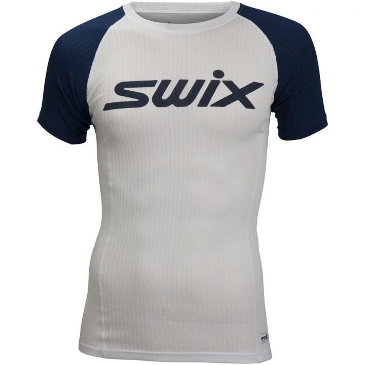 Футболка Swix RACEX SS 40801 72105 синий