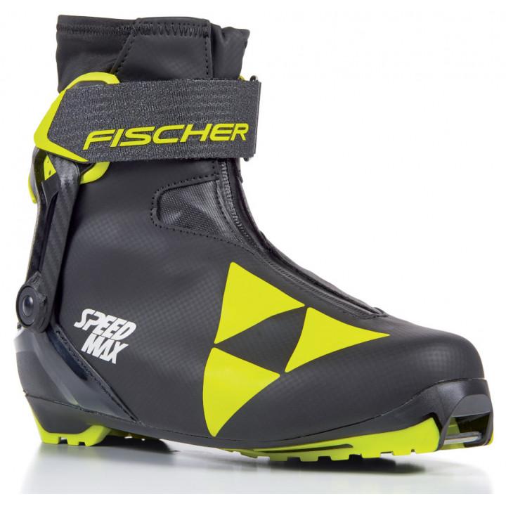 Ботинки лыжные NNN комби Fischer SpeedMax Junior Skiathlone S40317 -