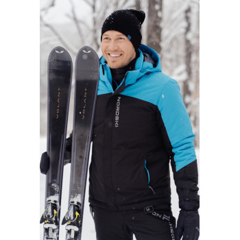 Куртка утепленная NordSki MOUNT NSM434170 blue/black