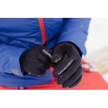 Перчатки NordSki MOTION WS NSV250100 black