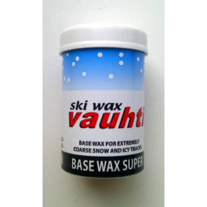 Мазь держания Vauhti GB490 BASE WAX SUPER грунт 45 гр.