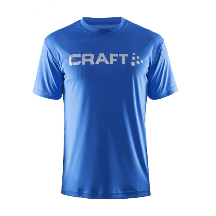 Футболка Craft Prime Run Logo 198921 1314 синий