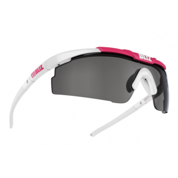 Очки Bliz VELOCITY XT 9070-42 сменные линзы резинка розовый/белый