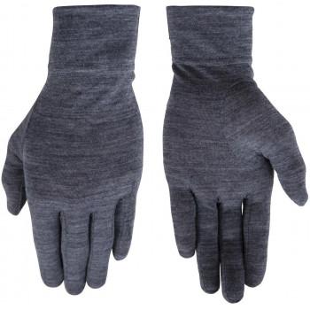 Перчатки Swix ENDURE LINER H2141 меринос 12200 стальной серый