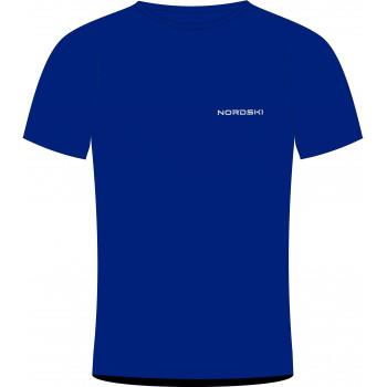 Футболка NordSki LOGO NSJ373790 light blue