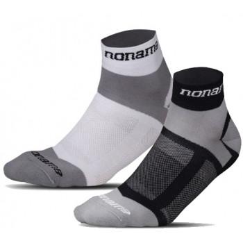 Носки комплект Noname Training 2 пары серый/белый