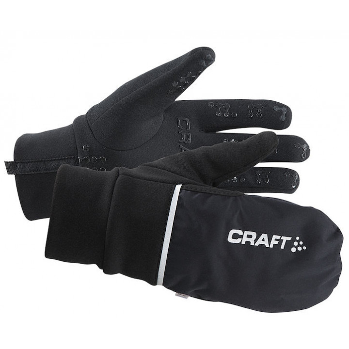 Перчатки Craft HYBRID WEATHER 1903014 9999 black