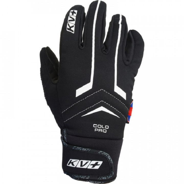 Перчатки KV+ Cold Pro 7G05.10 черный