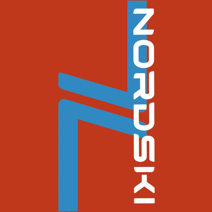 Баф NordSki LOGO NSV410970 red