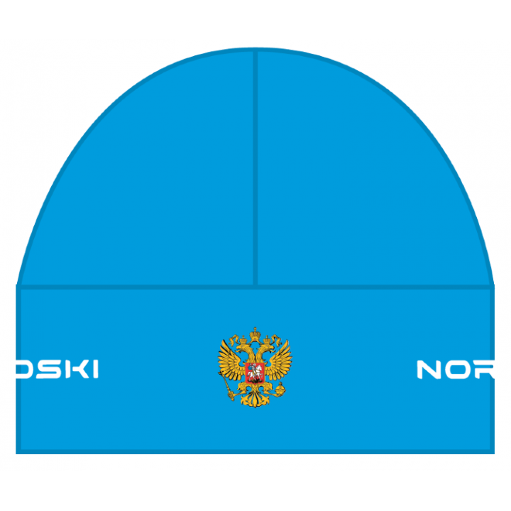 Шапка гоночная NordSki ACTIVE NSV114700 blue