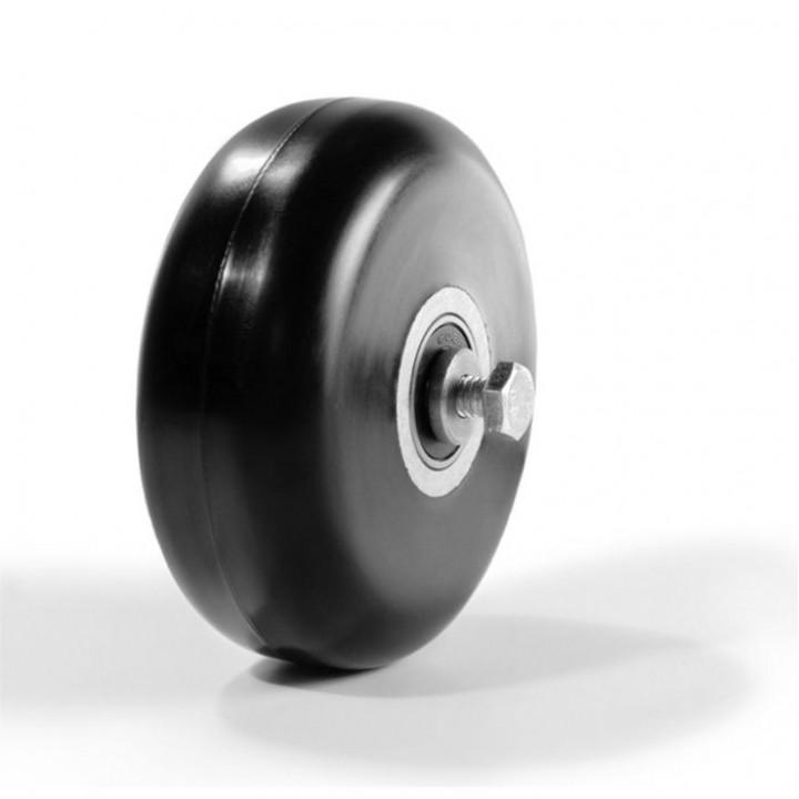 Колесо Shamov коньковый каучук д.80