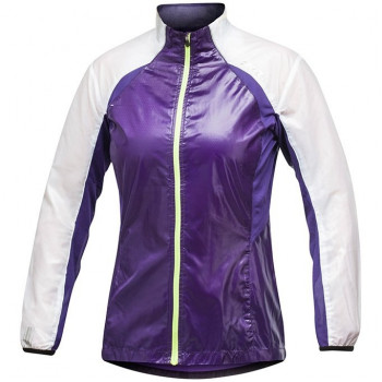 Куртка Craft PR Featherlight 1900629 2462 фиолетовый/белый
