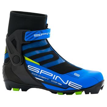 Ботинки лыжные NNN Spine Concept Combi 268 синий/черный