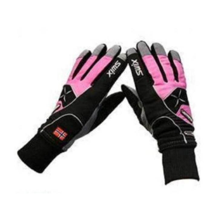 Перчатки Swix Star XC 100 розовый