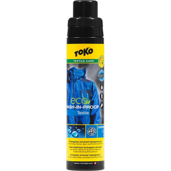 Пропитка водоотталкивающая Toko Wash-In Proof 5582603 250 ml