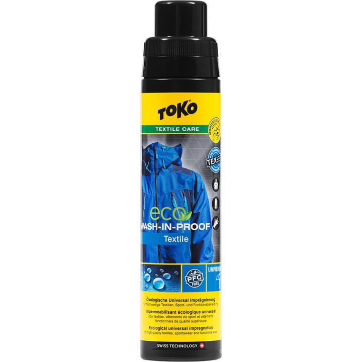 Пропитка водоотталкивающая Toko Wash-In Proof 5582603 250 ml