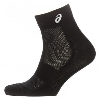 Носки Asics 2PPK Quarter Sock 132072 1 пара из упаковки 0057 черн