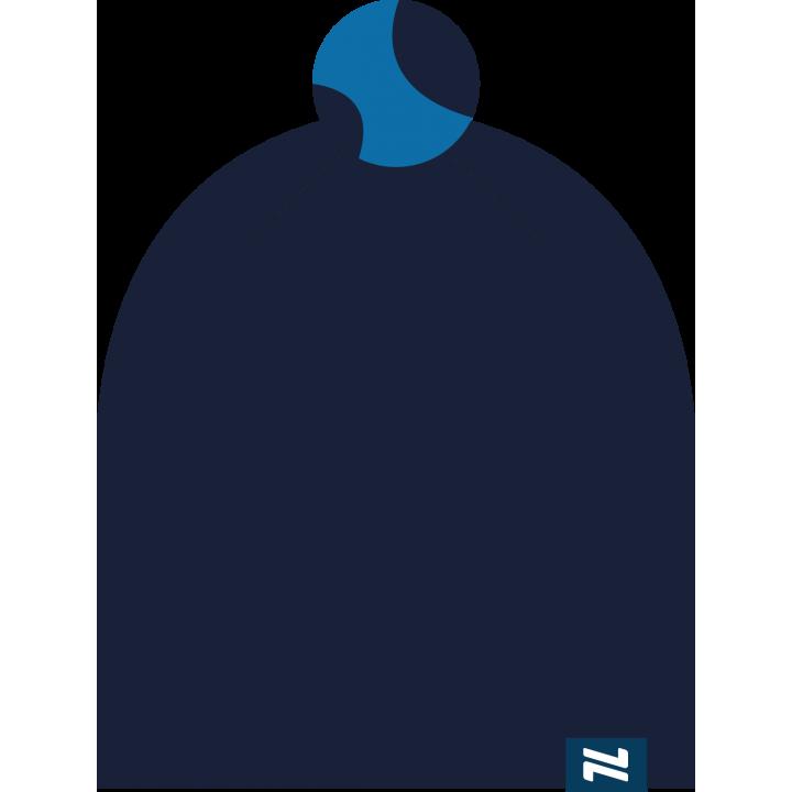 Шапка NordSki SPORT NSV475770 navy