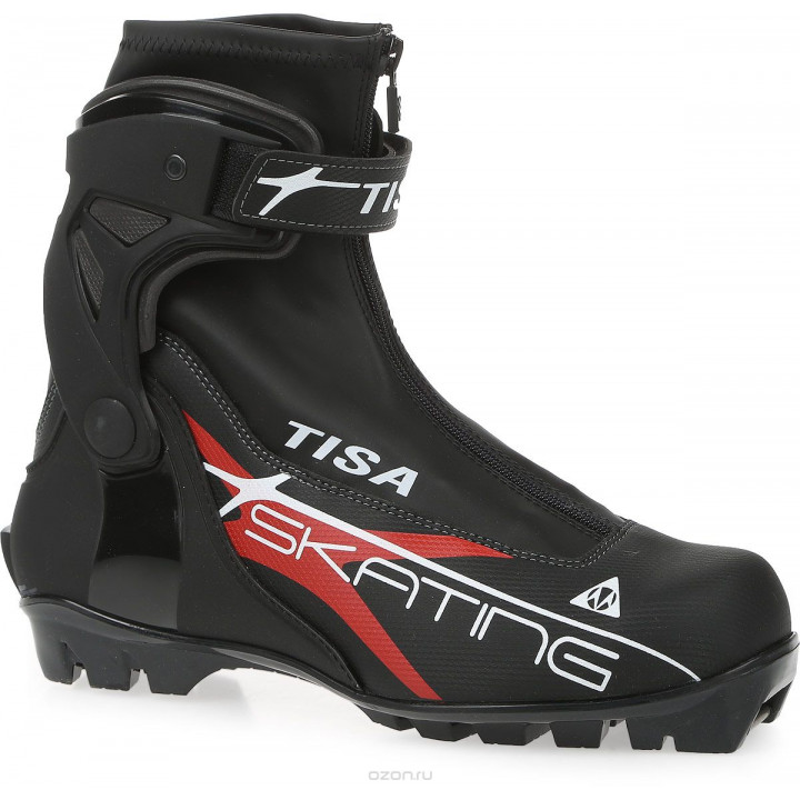 Ботинки лыжные NNN коньковые Tisa Skate -