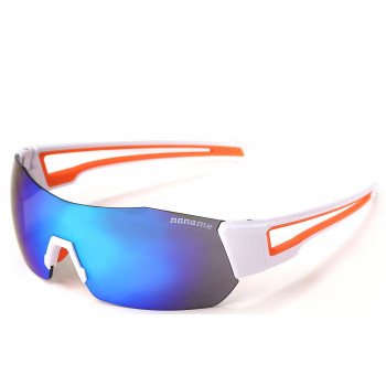 Очки Noname VERENTI SUNGLASES white/orange/blue