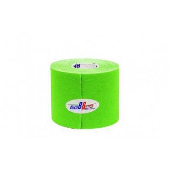 Кинезио-тейп BBTape Флюорисцентный 5см5м лайм