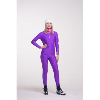 Комбинезон гоночный Nordski Active KOMBW фиолетовый