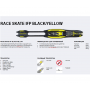 Крепления NNN Fischer RACE SKATE STEP IN IFP S55020 black/yellow