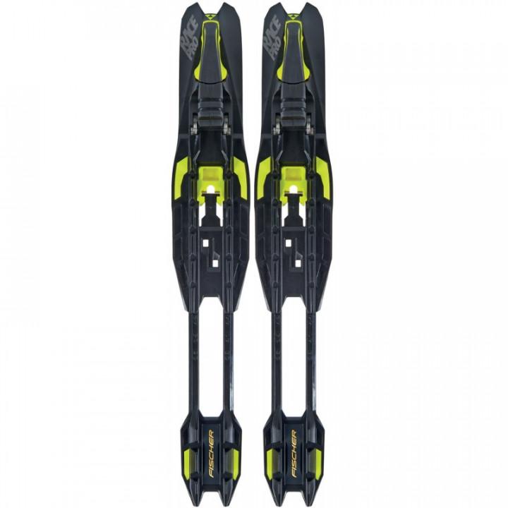 Крепления NNN Fischer RACE PRO SKATE IFP S50019 black/yellow