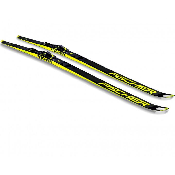 Лыжи коньковые Fischer SPEEDMAX 3D SKATE PlUS MED IFP N04519 (186)