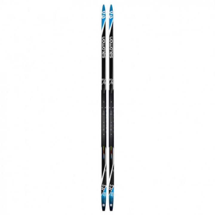 Лыжи коньковые Salomon RS 8 SKATE 40558300 60-75 kg (186)