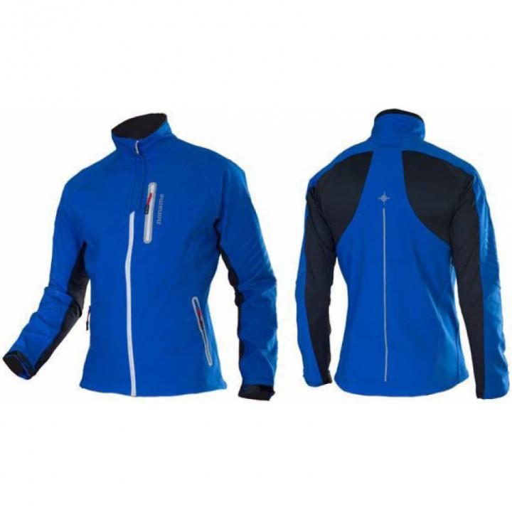Куртка разминочная Noname On The Move KURTM синий
